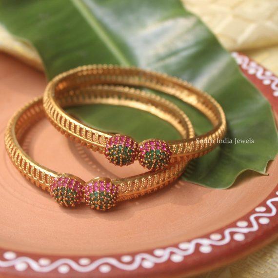Traditional Wear Designer Bangles