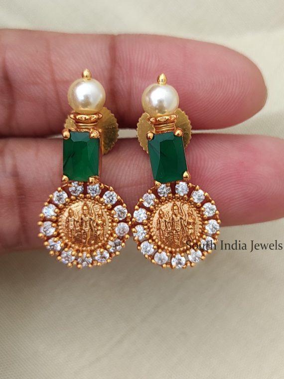 Trendy Emerald Ramparivar Necklace-02