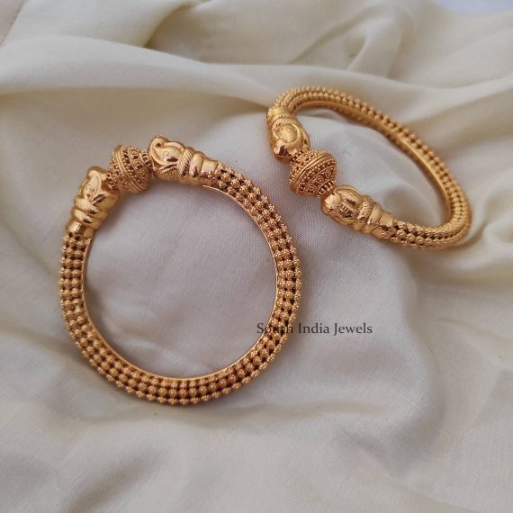 Unique Elephant Kada Bangle