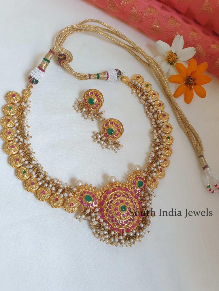 Amazing Mutlicolor Stone Necklace (2)