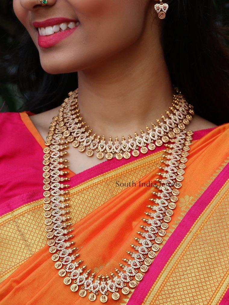 Bridal Antique Lakshmi Coin Combo