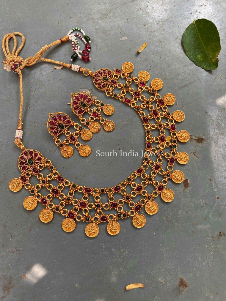 Classic Lakshmi Kemp Necklace (2)