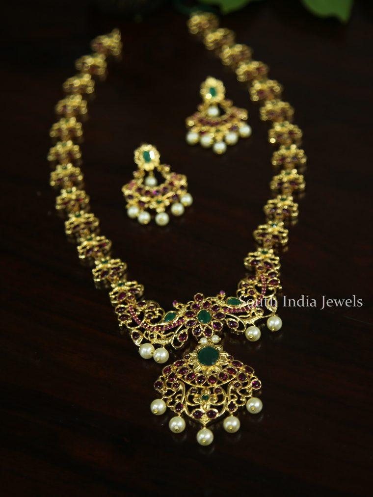 Gorgeous Matte Finish Necklace