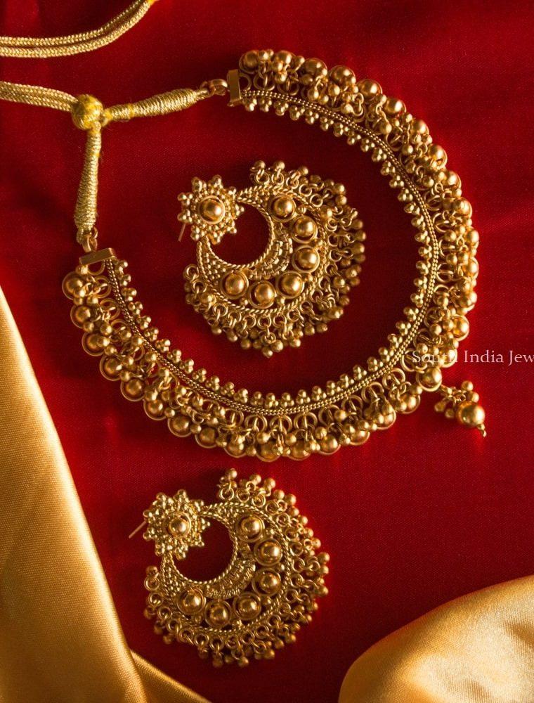 Gorgeous Nayanthara Choker Set