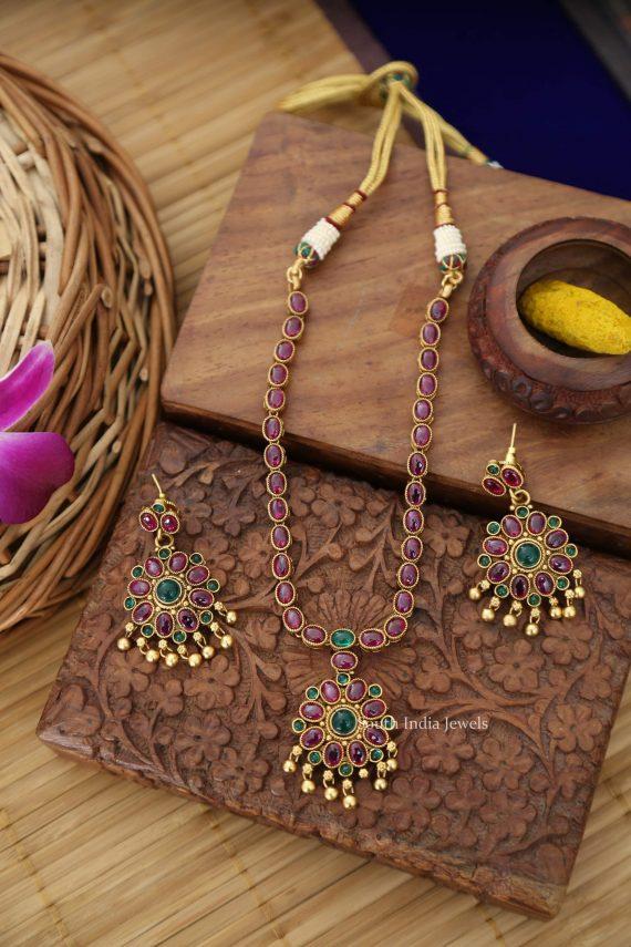 Kemp Stone Design Necklace-01