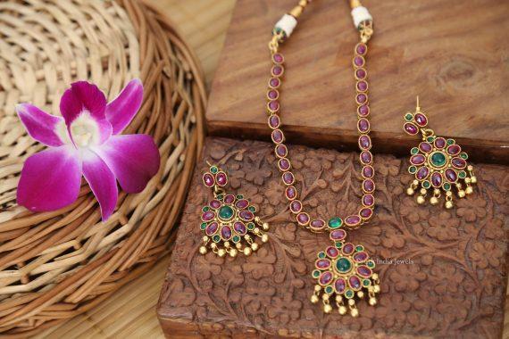 Kemp Stone Design Necklace-02