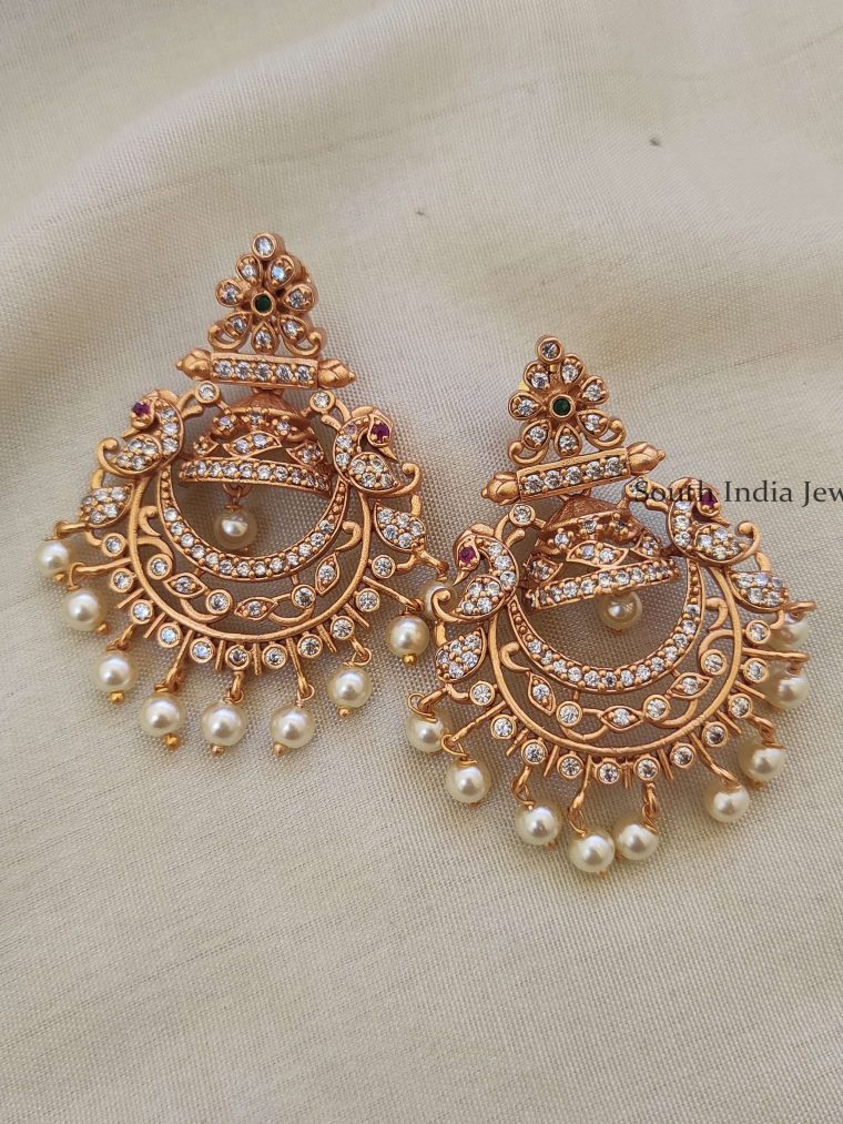 Pretty Chandbali Earrings-02