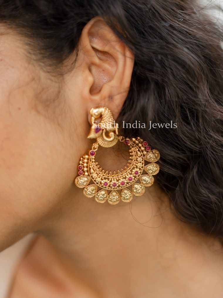 Stunning Chandbali Earrings