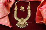 Stunning Lakshmi Coin Haram (2)