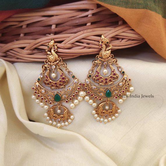Stunning Two Layer Chandbali