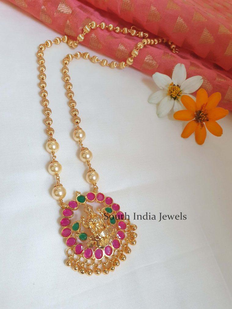 Traditional Lakshmi Necklace