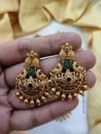 Antique Peacock Design Necklace (3)
