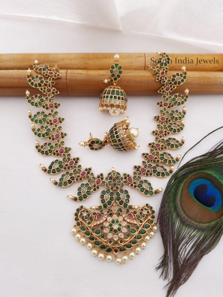 Classic Kemp Mango Design Necklace