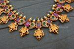 Gorgeous Ram Parivar AD Stone Haram (2)