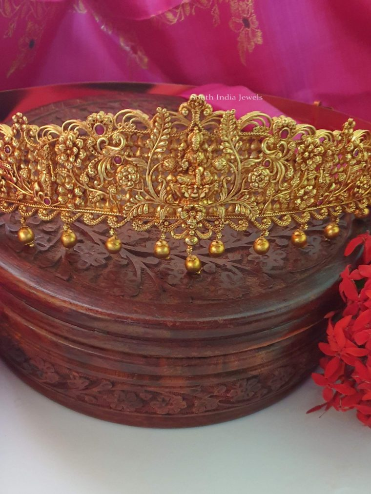 Grand Wedding Lakshmi Hipbelt (2)