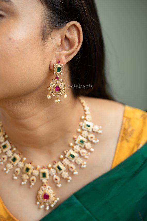 Premium Red-Green Short & Long Haram (2)