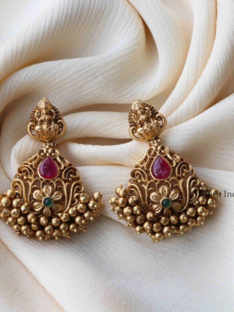 Pretty Lakshmi Earrings