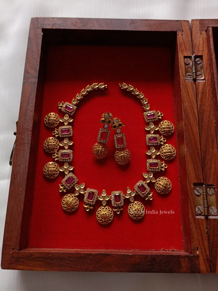 Traditional Ram Parivar Choker (2)