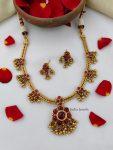 Antique Kemp Stone Necklace