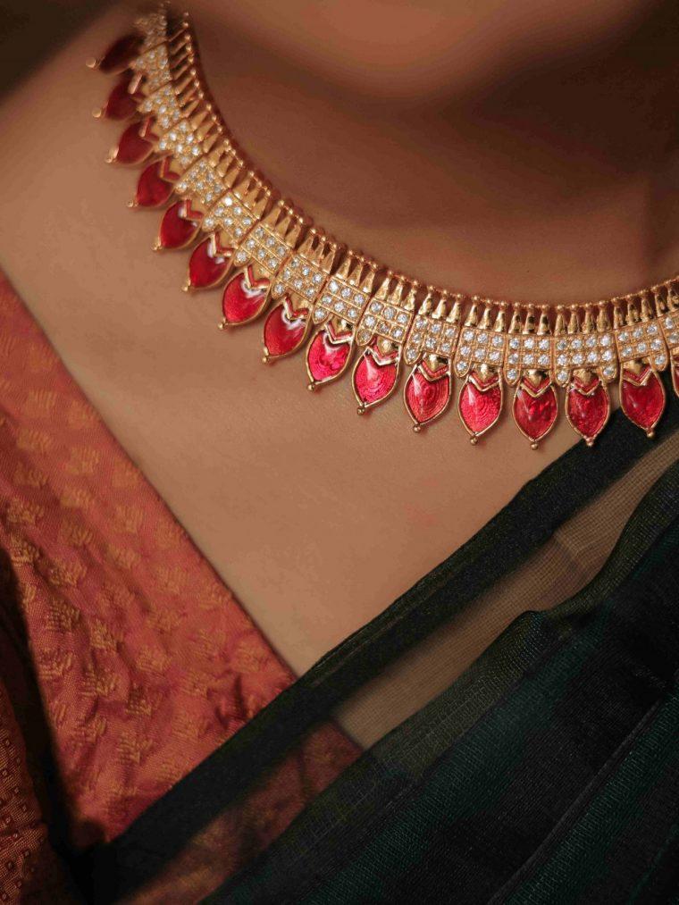 Authentic Nagapada Necklace (2)