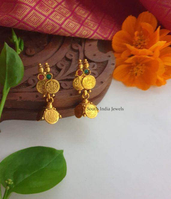 Beautiful Bridal Kasu Haram & Necklace (2)