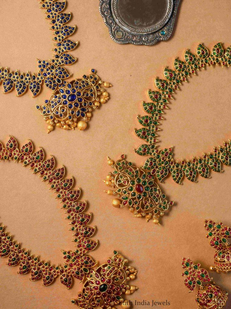 Beautiful Kemp Stone Necklace (4)
