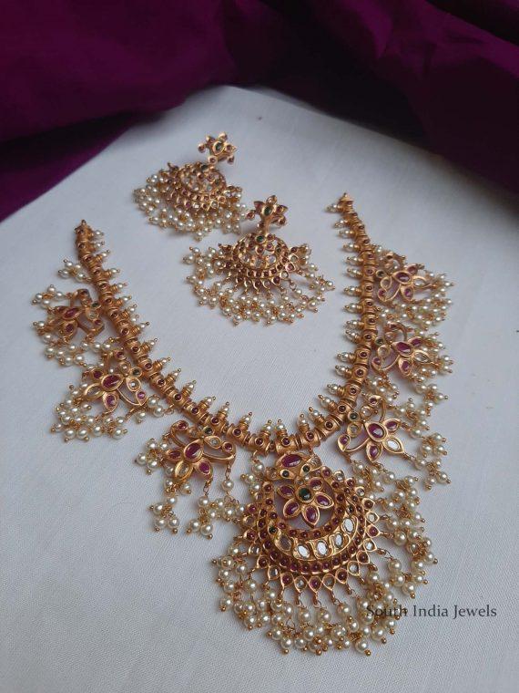 Classic Guttapusalu Necklace