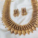 Classic Lakshmi Coin Haram (2)