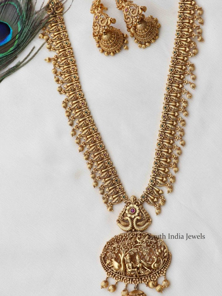 Classic Radha Krishna Temple Haram (3)