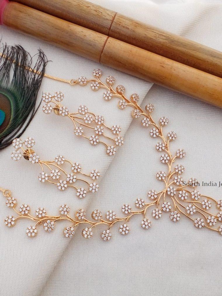 Gorgeous CZ Stone Necklace