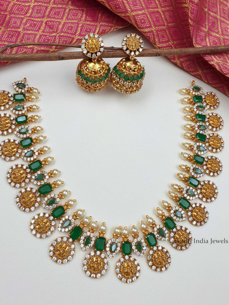 Gorgeous Ramparivar Necklace