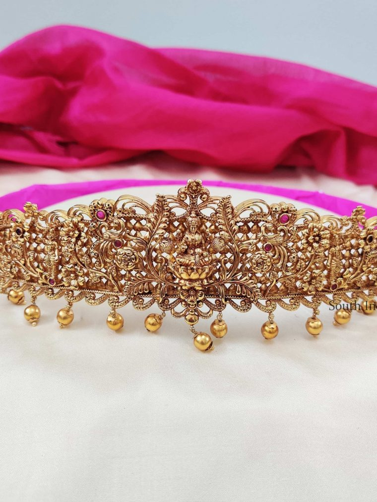 Grand Bridal Wear Hip Belt