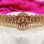 Traditional Lakshmi Bridal Hip Belt
