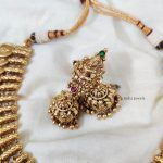 Traditional Lakshmi Coin Necklace (3)