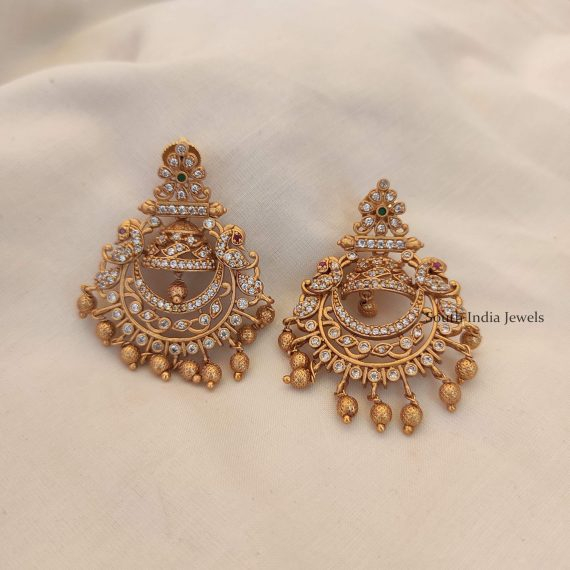 Trendy Chandbali Design Earrings