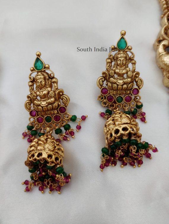 Antique Lakshmi Bridal Haram (3)