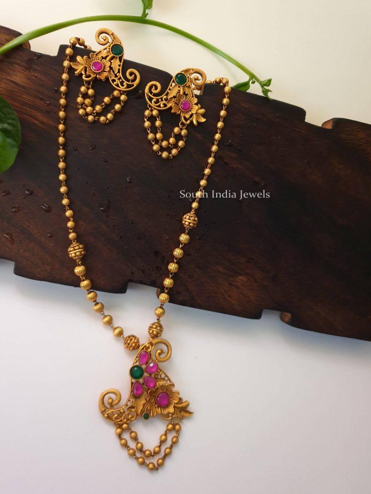 Beautiful Designer Pendant Necklace