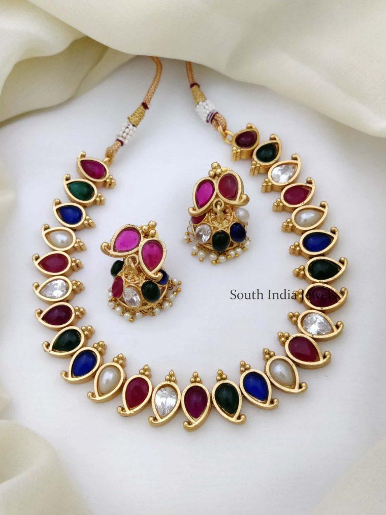 Beautiful Multi Color Necklace