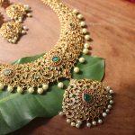 Beautiful Multi Stone Bridal Haram