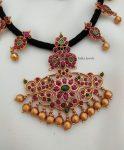 Beautiful Real Kemp Thread Necklace