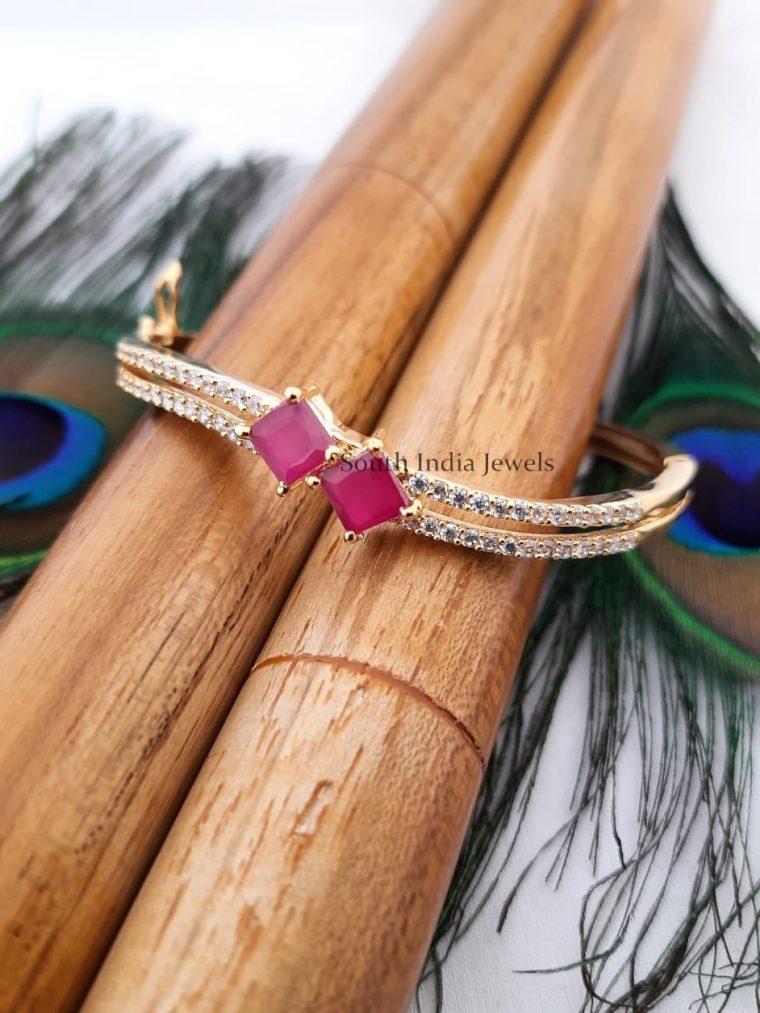 Cute CZ Stone Bracelet
