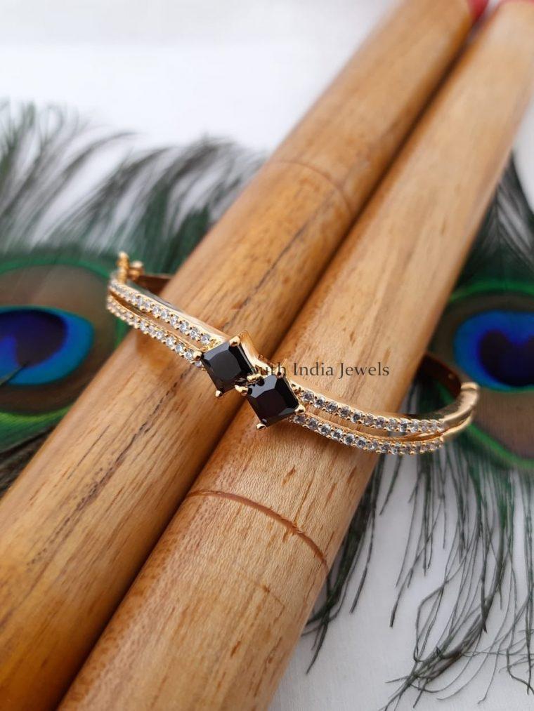Elegant CZ Stone Bracelet
