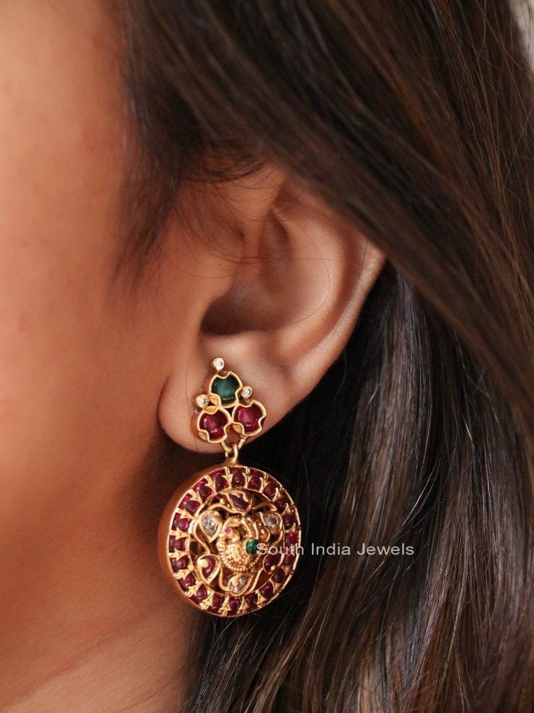 Elegant Kemp Stone Earrings (2)