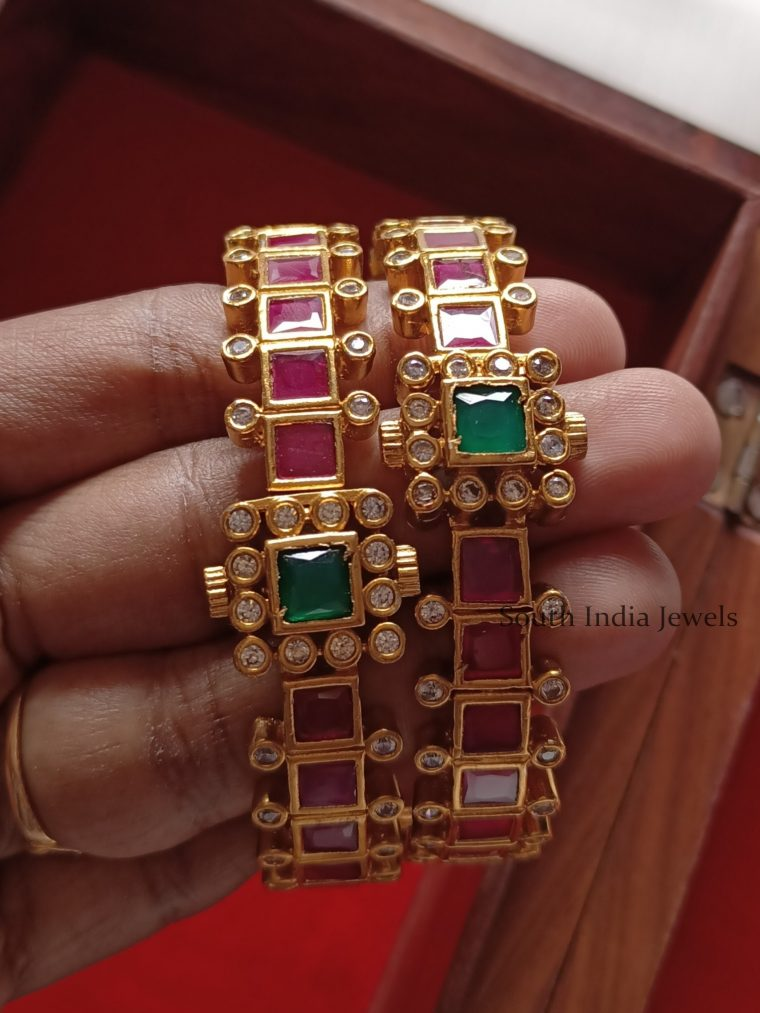 Exquisite Open Kada Bangles