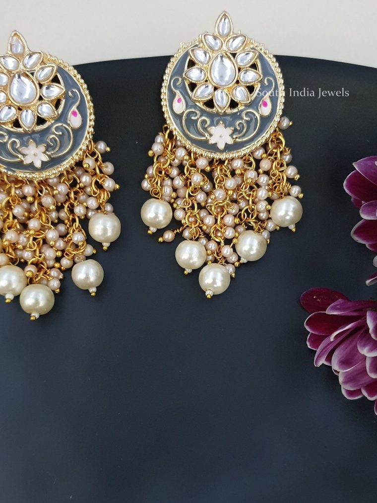 Gorgeous Meenakari Earrings (7)
