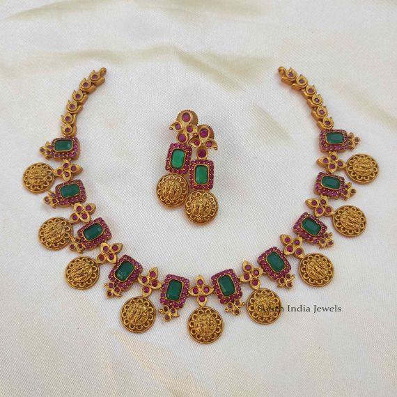Traditional Ramparivar Necklace