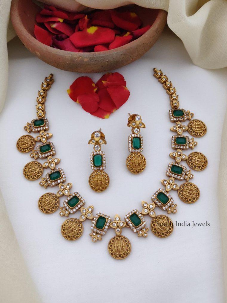 Traditional Ramparivar Necklace (3)