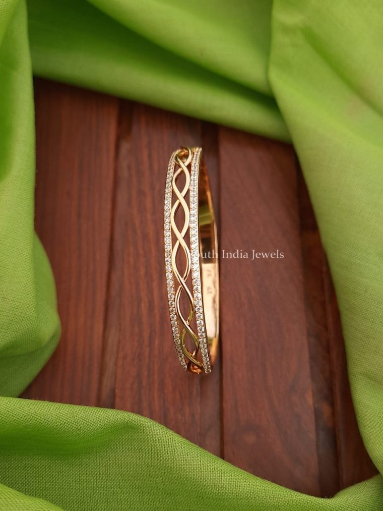 Trendy CZ Stone Bracelet