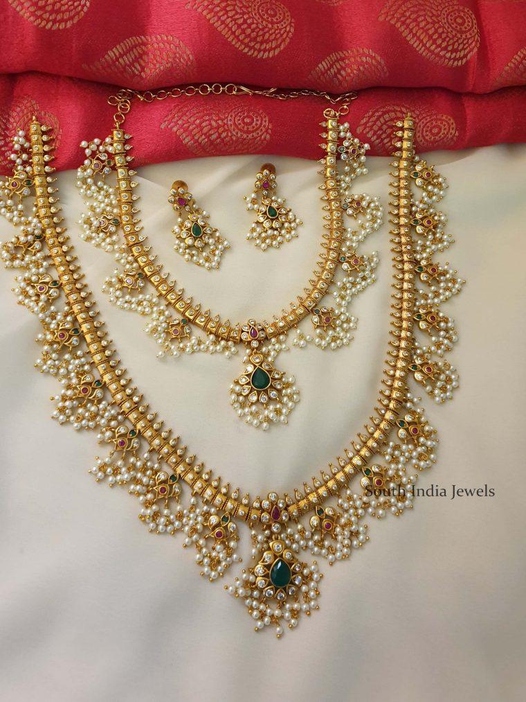 Beautiful Semi Bridal Combo
