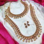 Bridal Lakshmi & Peacock Design Combo (2)